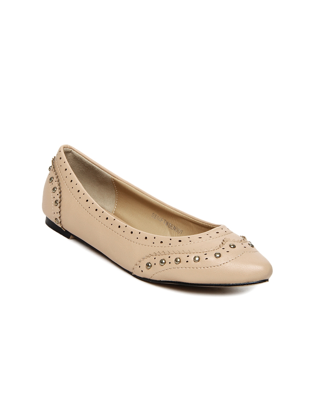 Free shipping BOTH ways on Flats, Beige, Women, from our vast selection of styles. Fast delivery, and 24/7/ real-person service with a smile. Click or call