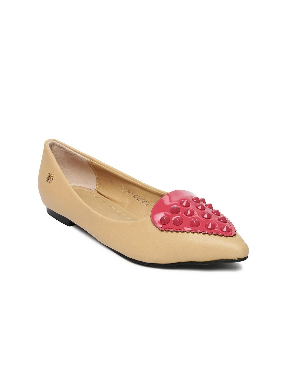 Simple Light Brown Nubuck Tassel Flat Mid Calf Boots  Womens Fashion Boots