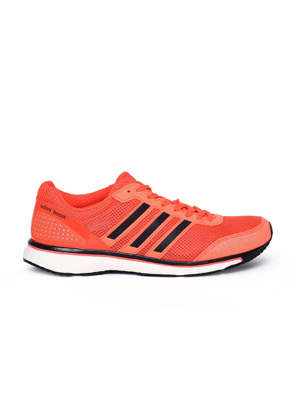 Adidas Bully Orange Basketball Shoes
