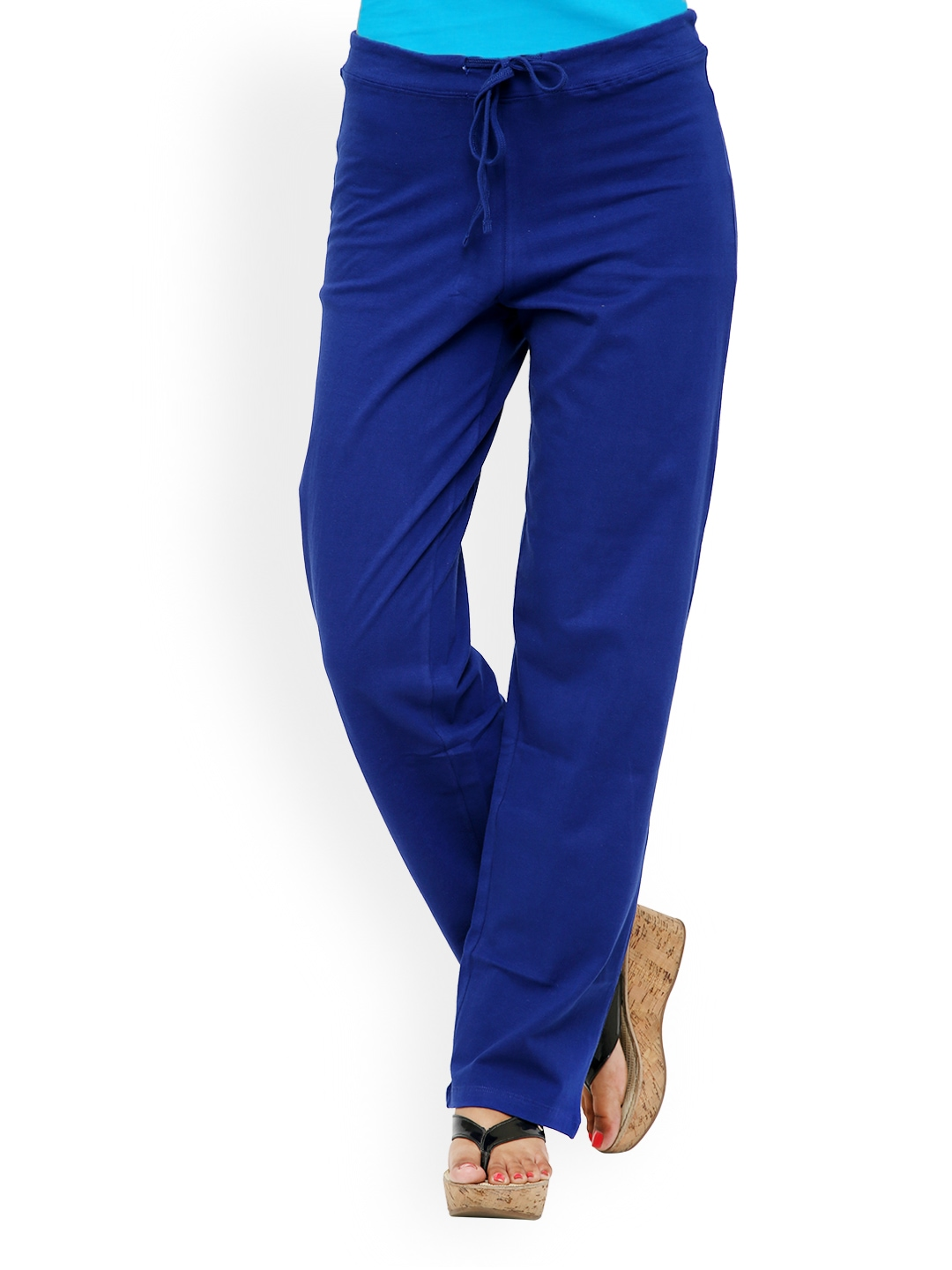 Brilliant Royal Blue Casual Women Pants From Editemodecom  Things I Want