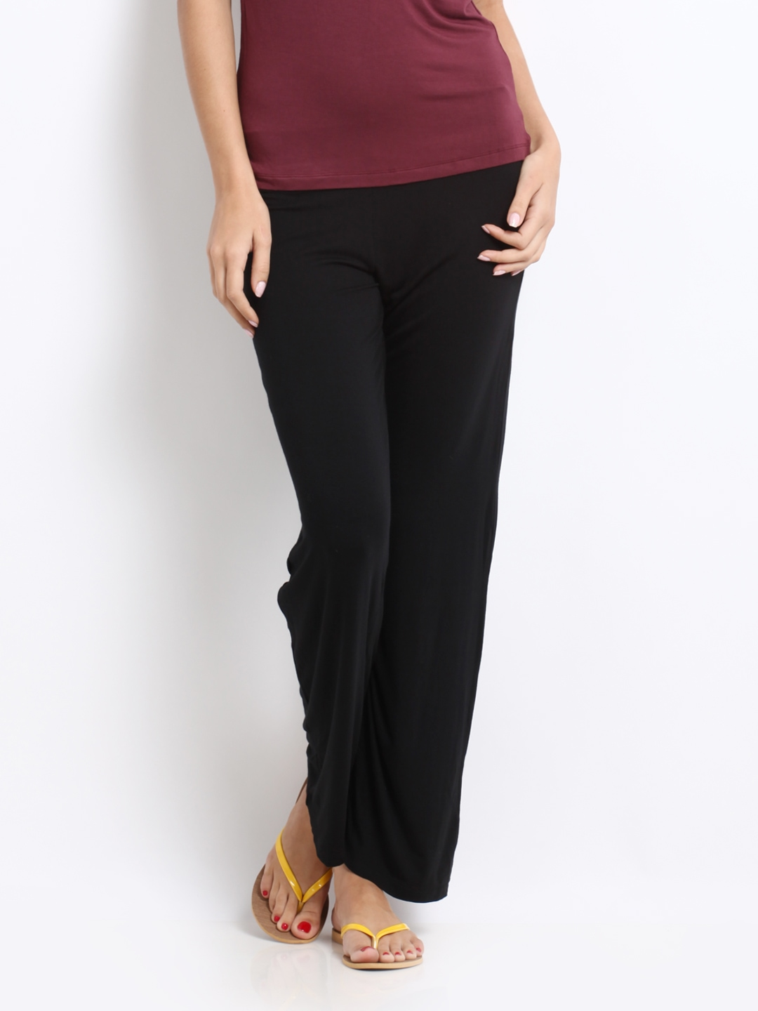 Luxury Make A Stylish Statement At Work In This LA Made Lounge Pant