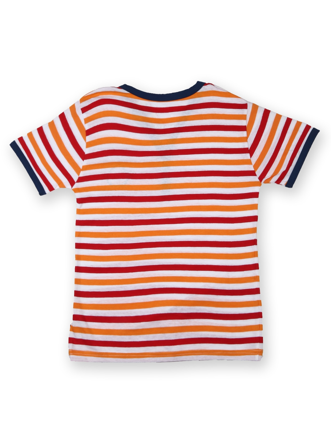 Myntra Angry Birds Boys Mustard Yellow Red Striped T