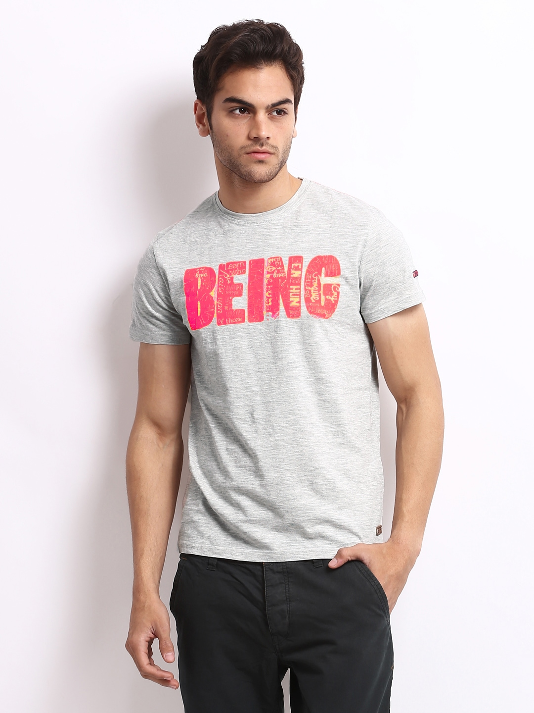 c9fd74c5fad75 Buy BEING HUMAN Clothing Online In India - 28% OFF