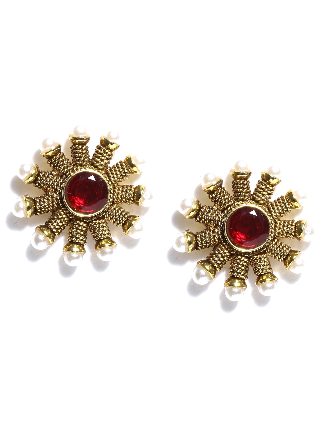 Myntra Blissdrizzle Gold Toned & Maroon Stud Earrings. Pure Platinum Chains. Composite Rings. Sapphire And Diamond Bangle Bracelet. Venetian Beads. 18 Karat Gold Bracelet. Cat Bracelet. Stackable Bangle Bracelets. Estate Style Engagement Rings