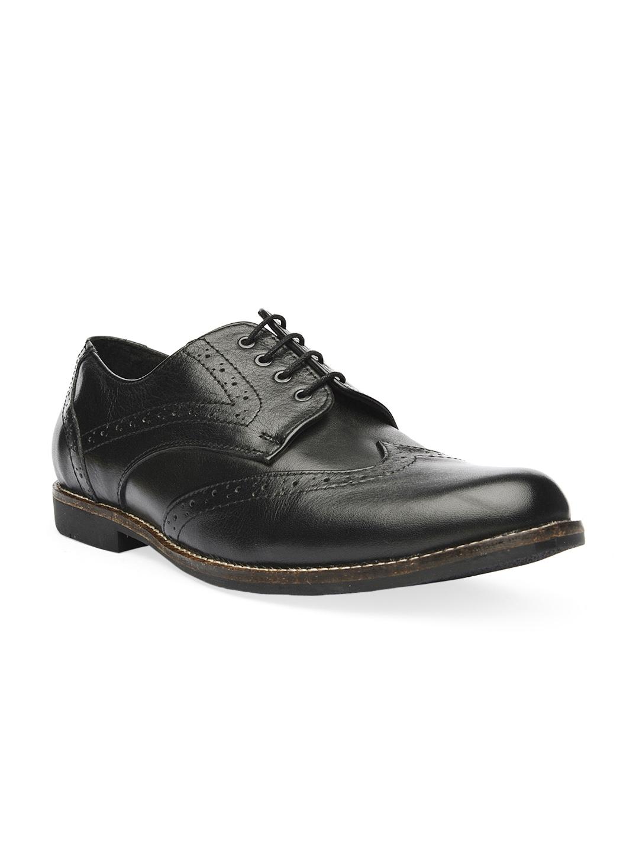 myntra bruno manetti black formal shoes 543128 buy