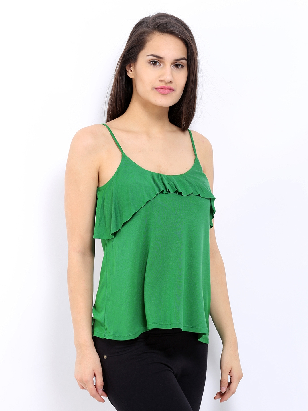Product Features you are not satisfied with the women top with flowers,you can return it.