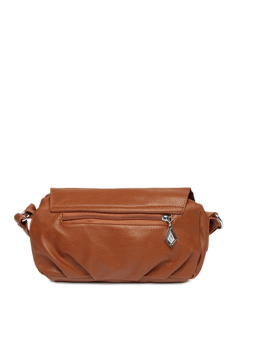 Buy DressBerry Brown Sling Bag 1280699 for women online in india ...