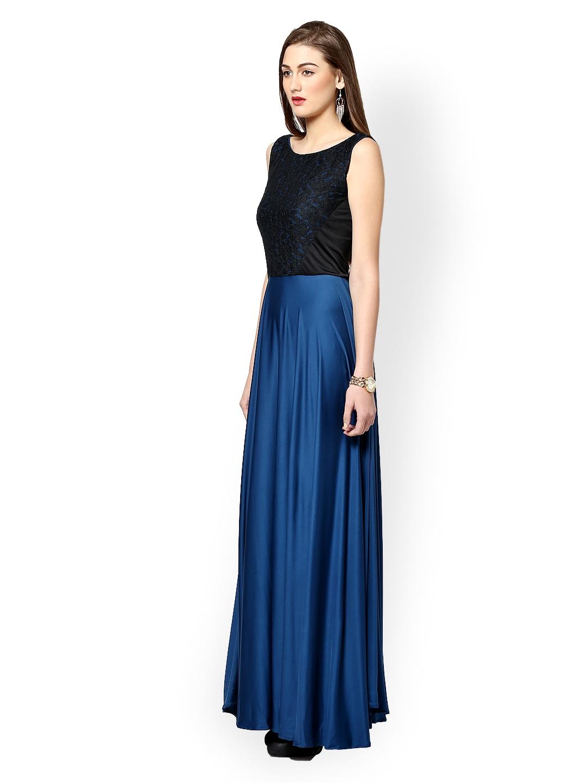 Buy black maxi dress online