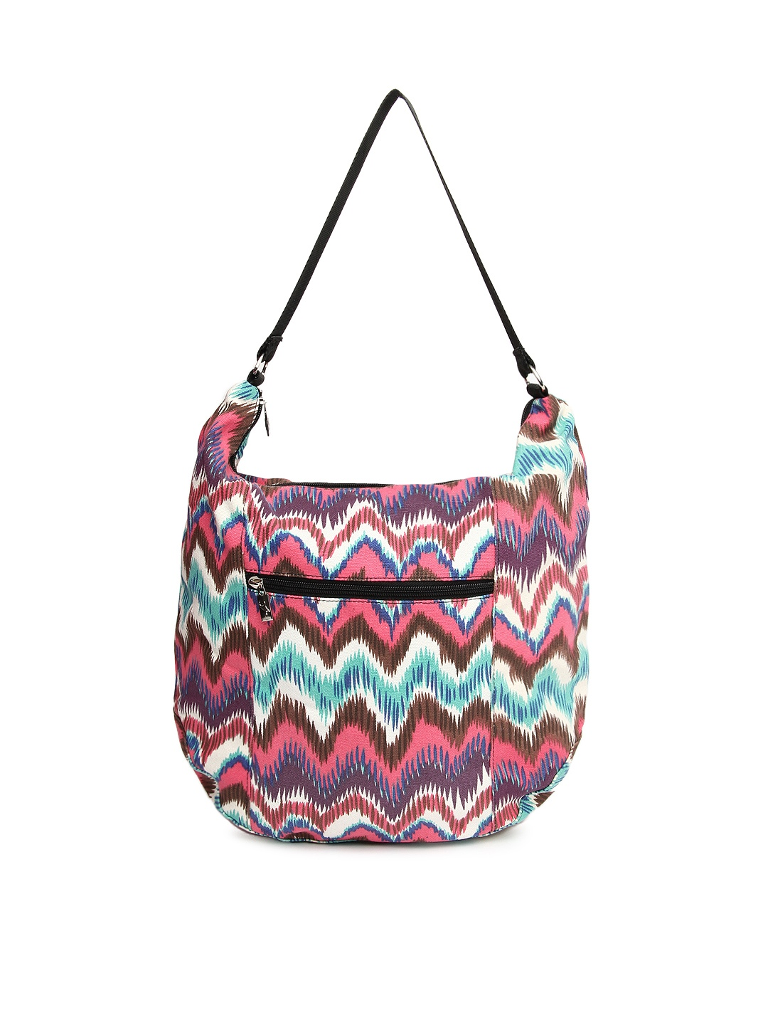 Myntra Fastrack Multicoloured Shoulder Bag 547534 | Buy ...