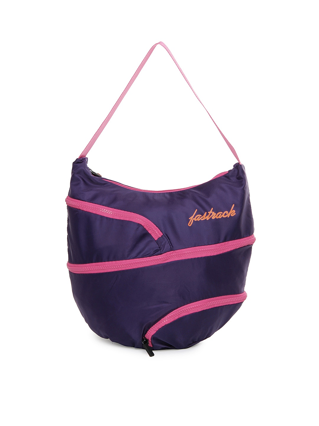 Myntra Fastrack Purple Shoulder Bag 253736 | Buy Myntra ...