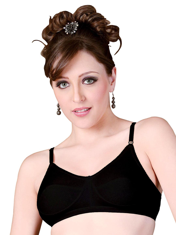 Myntra floret pack of 3 full coverage t shirt bras 762368 for Dd t shirt bra