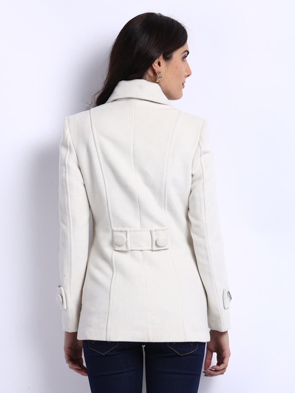 Buy White Coat Online | Down Coat