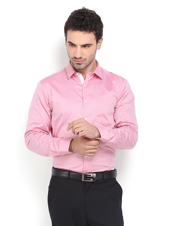 formal shirts for mens myntra