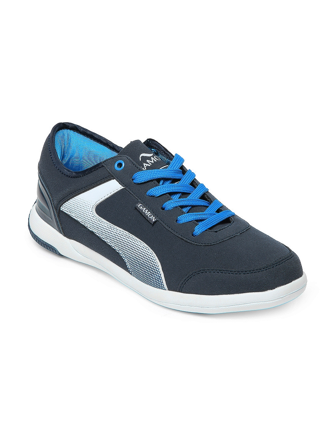 myntra g sports gamon navy feather casual shoes 193870