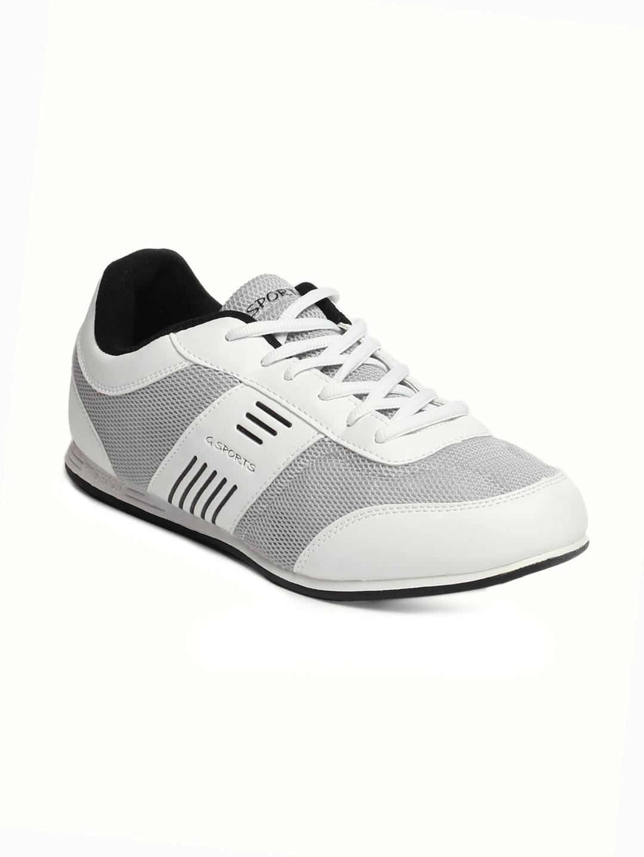 myntra g sports white shoes 92477 buy myntra g