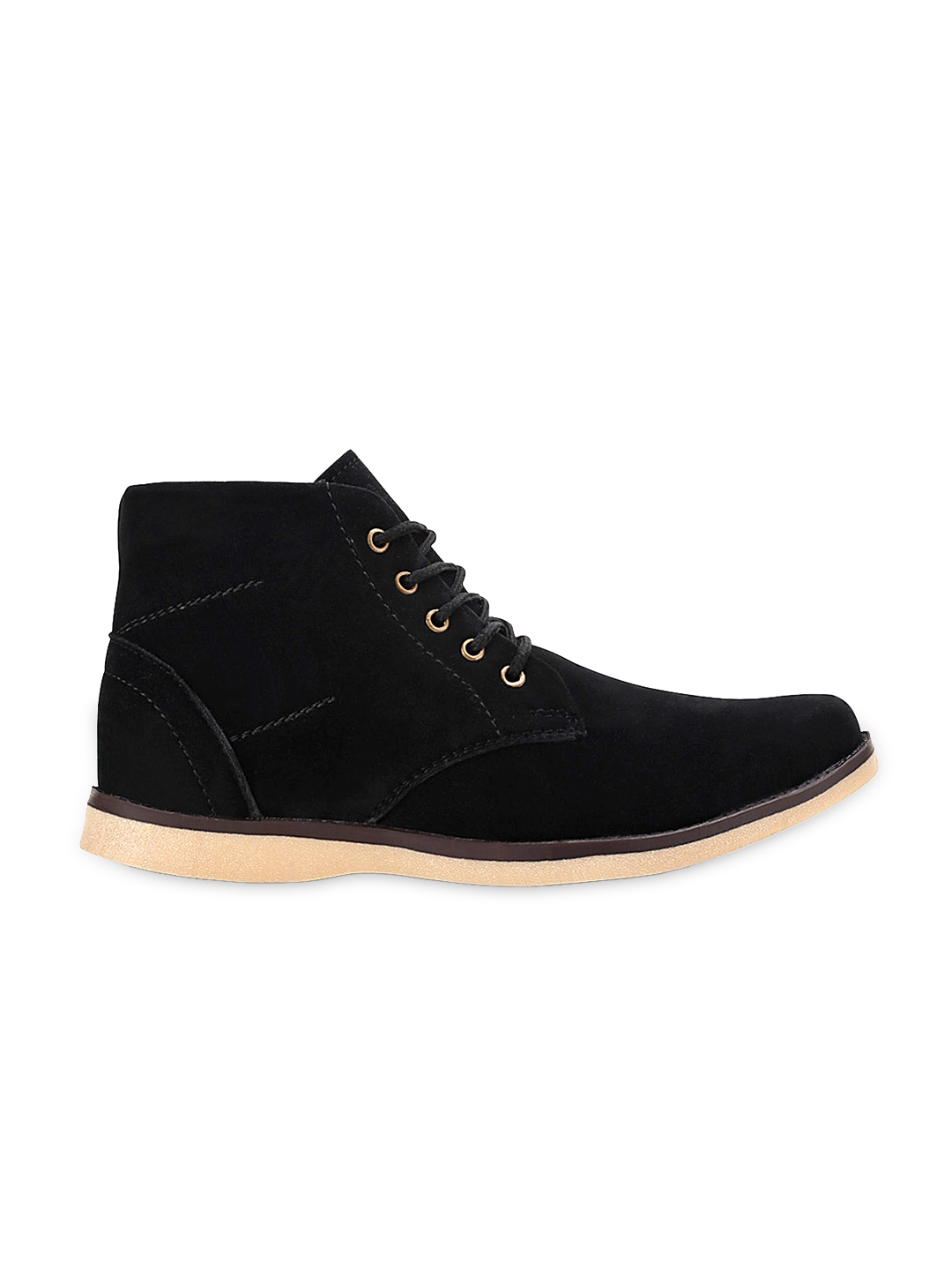 myntra get glamr black casual shoes 567383 buy