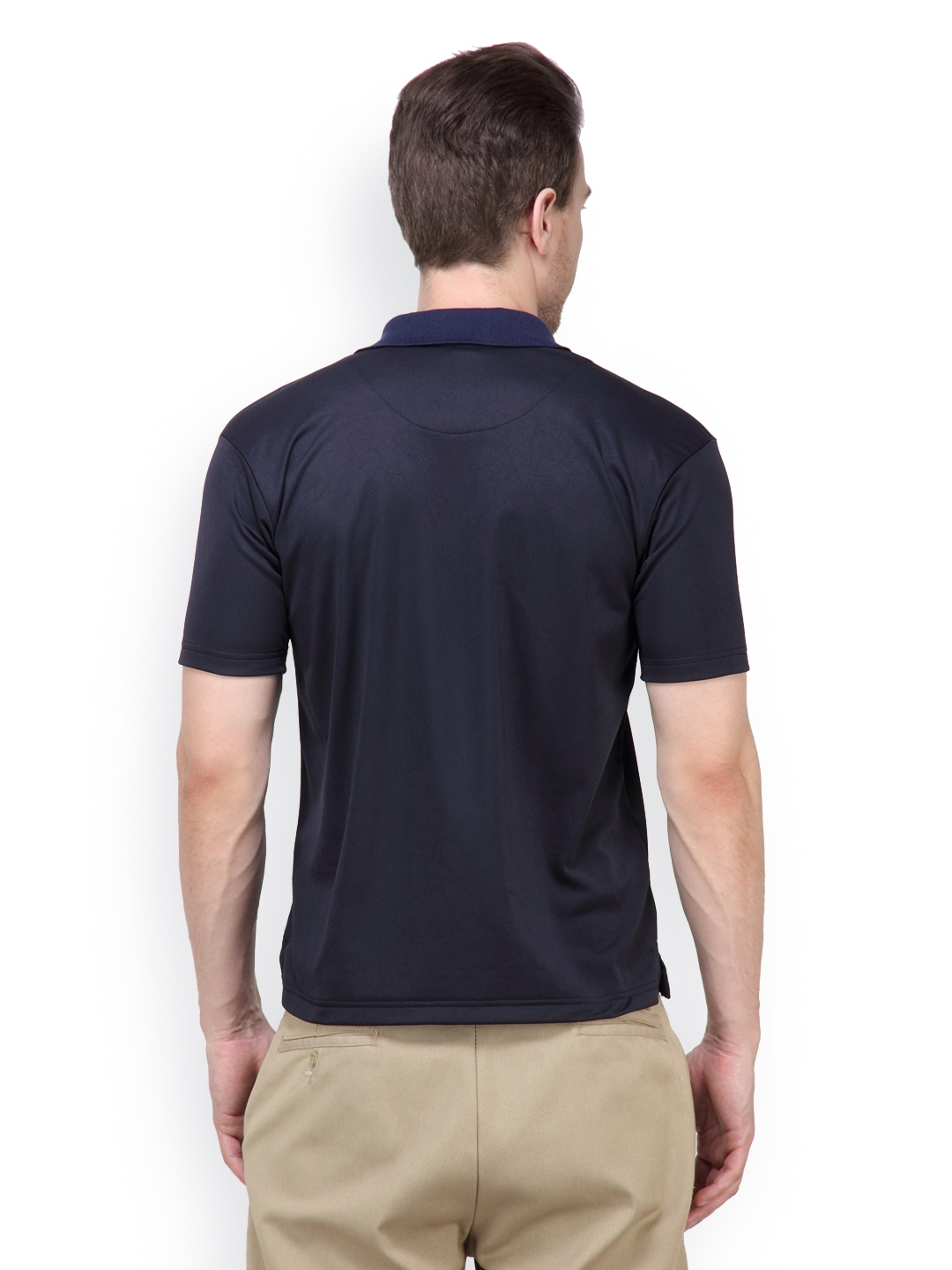 Navy blue polo t shirts online for Navy blue shirt online
