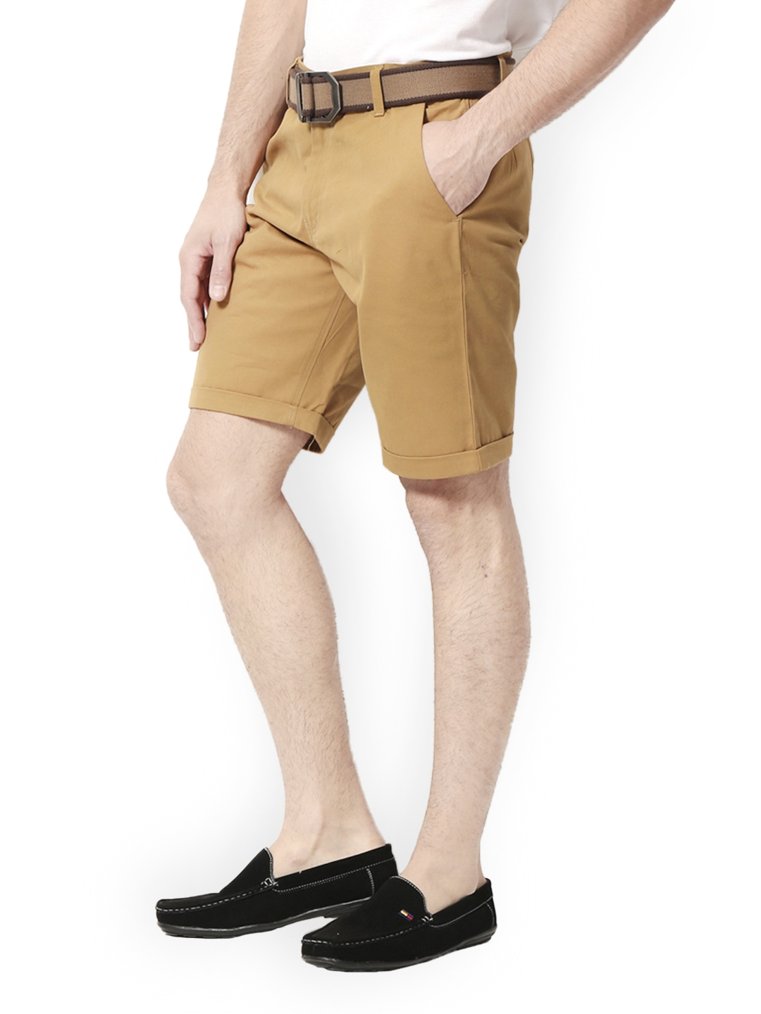Myntra haute couture men beige shorts 526508 buy myntra for Haute couture shopping
