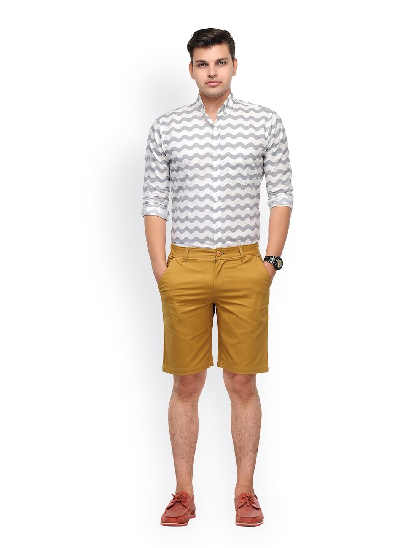 Myntra haute couture men beige shorts 608202 buy myntra for Haute couture men