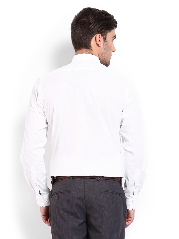b03171039ef Mens White Shirt Online India - DREAMWORKS