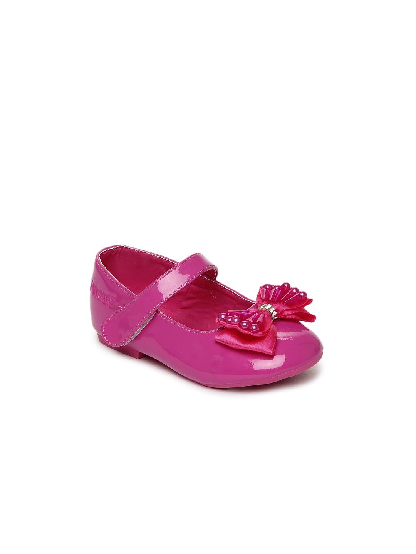 myntra kittens pink flat shoes 421634 buy myntra