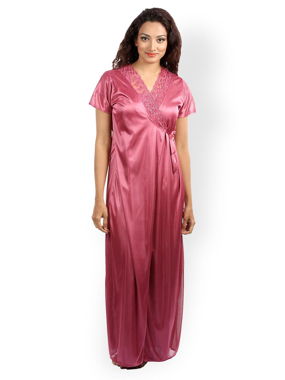 myntra klamotten women purple baby doll nightdress x08 570840 buy myntra klamotten nightdress. Black Bedroom Furniture Sets. Home Design Ideas