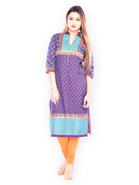 Online shopping kurti myntra