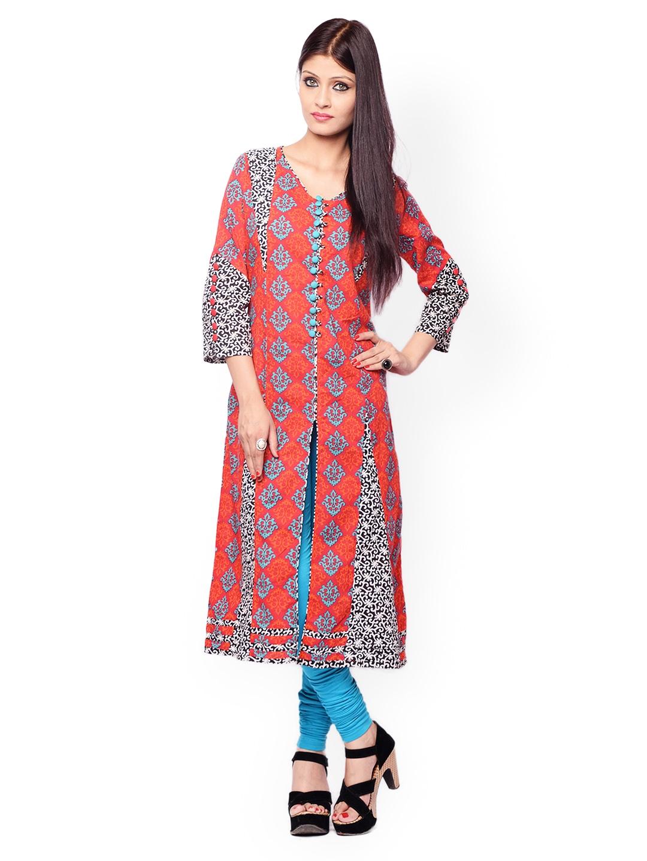 Online shopping for girls kurti