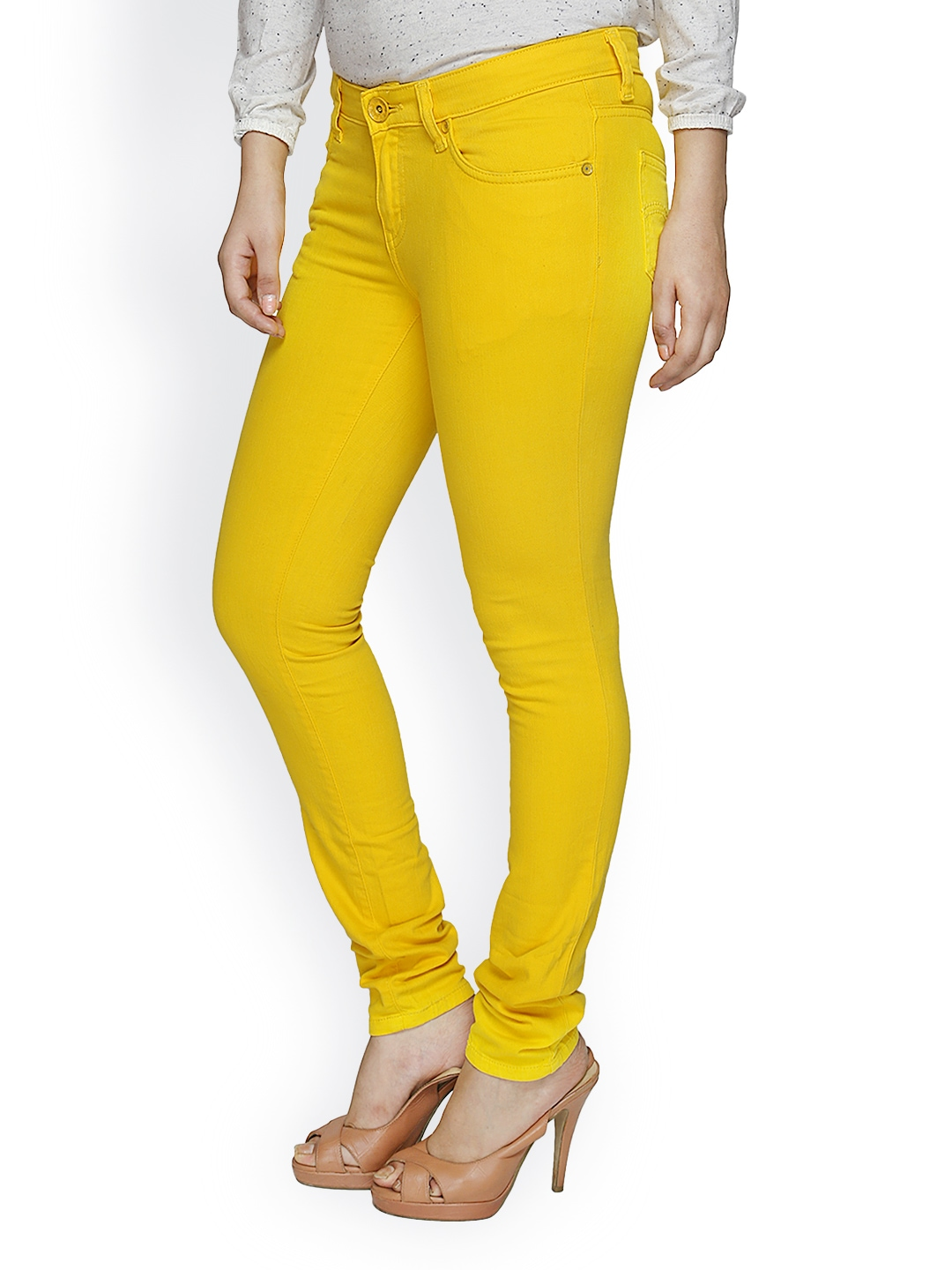 Best prices on Yellow skinny jeans womens in Women's Jeans online. Visit Bizrate to find the best deals on top brands. Read reviews on Clothing & Accessories merchants and buy with confidence.