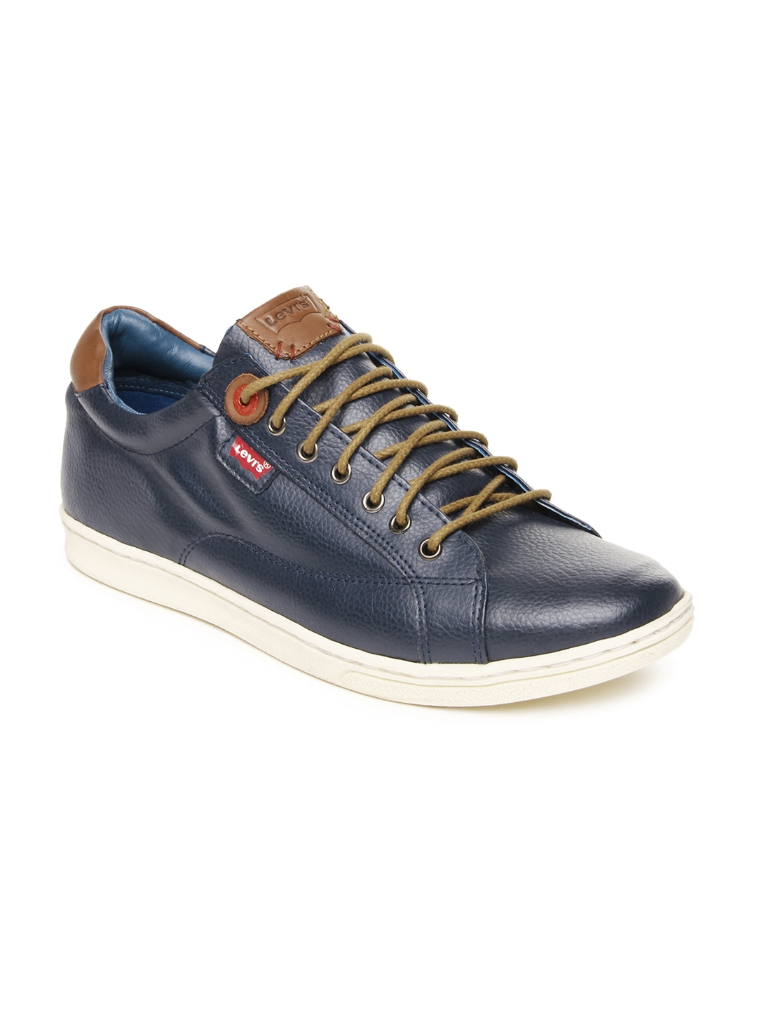 myntra levis navy casual shoes 498055 buy myntra