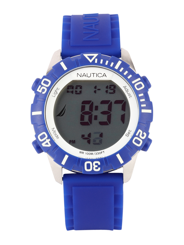 myntra blue digital nta09932g 611832