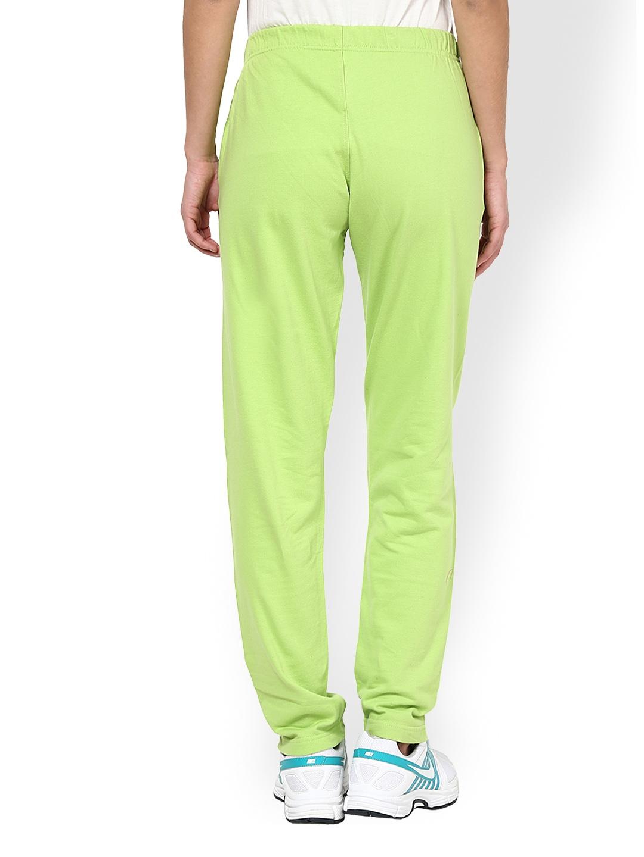 Fantastic VTG Women39s Lime GreenNeon Silk Pants M By NIGHTWERKKVINTAGE