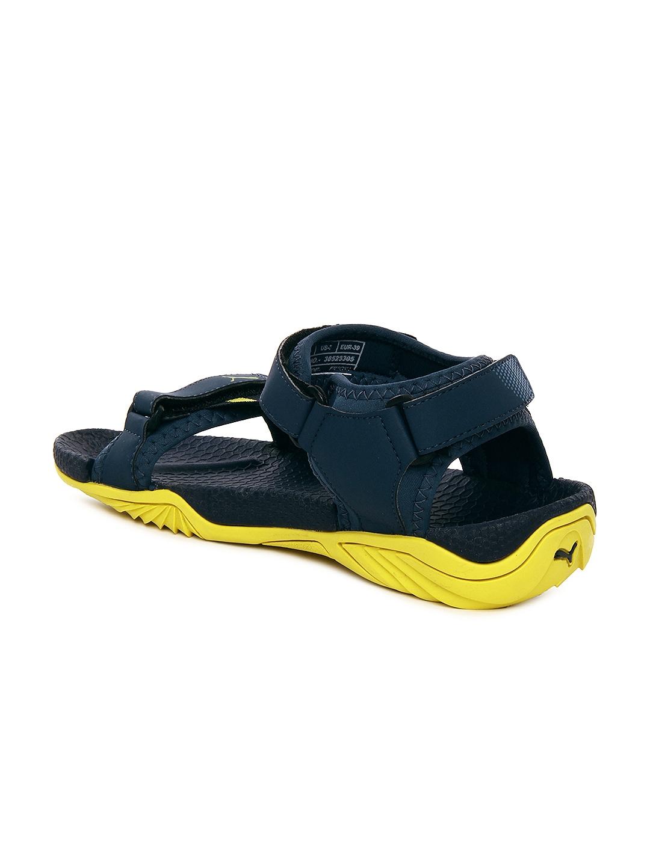 8e4bceec5968df puma men s k9000 xc ind. sandals and floaters