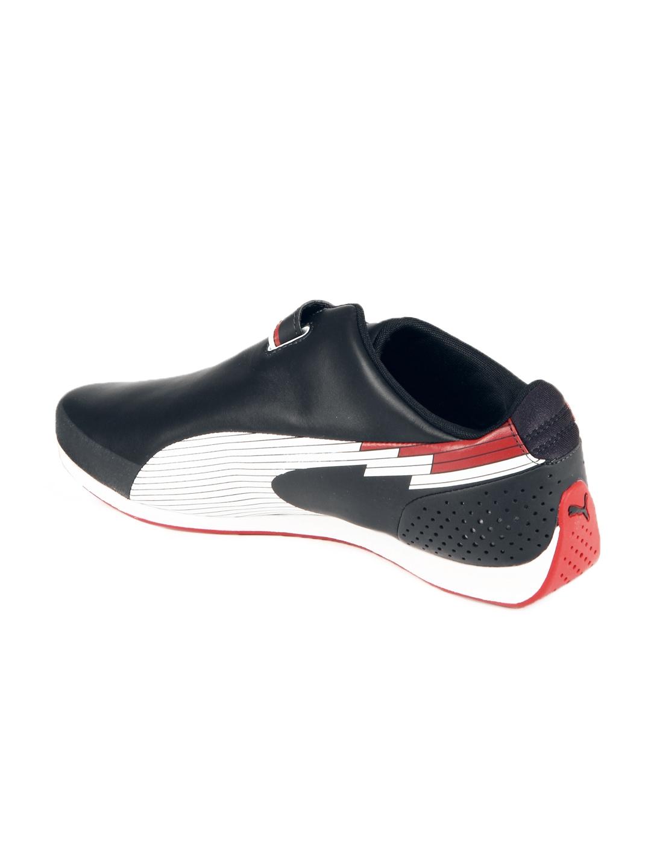puma bmw shoes myntra