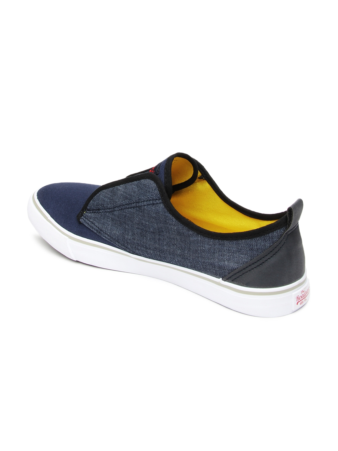 myntra roadster blue casual shoes 485062 buy myntra