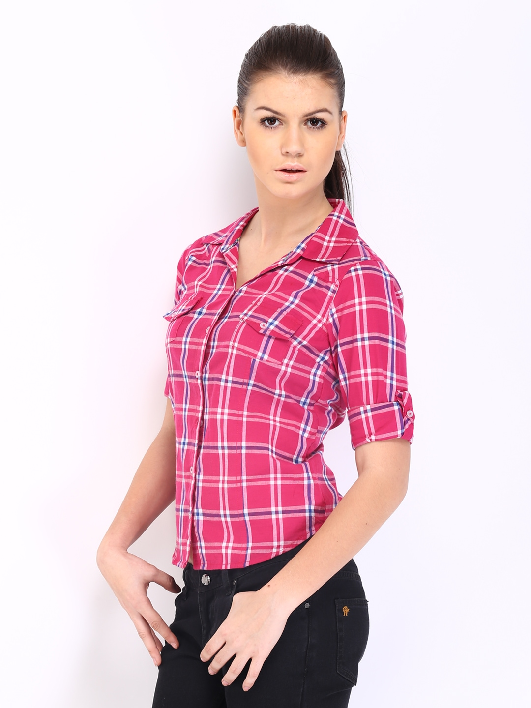 Buy Pink Shirts Online | Is Shirt