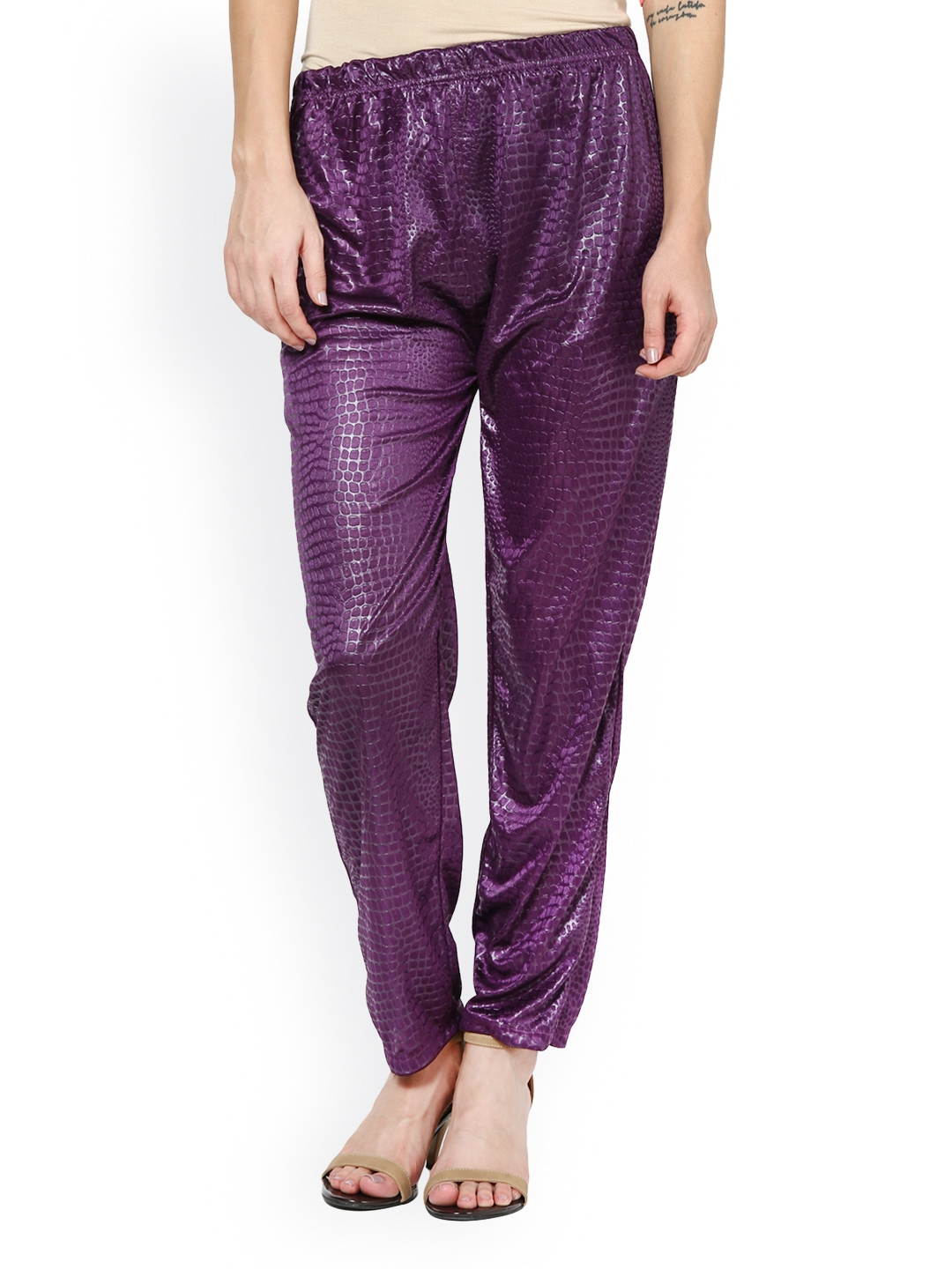 Brilliant Theory Adbelle K Pant In Burgundy