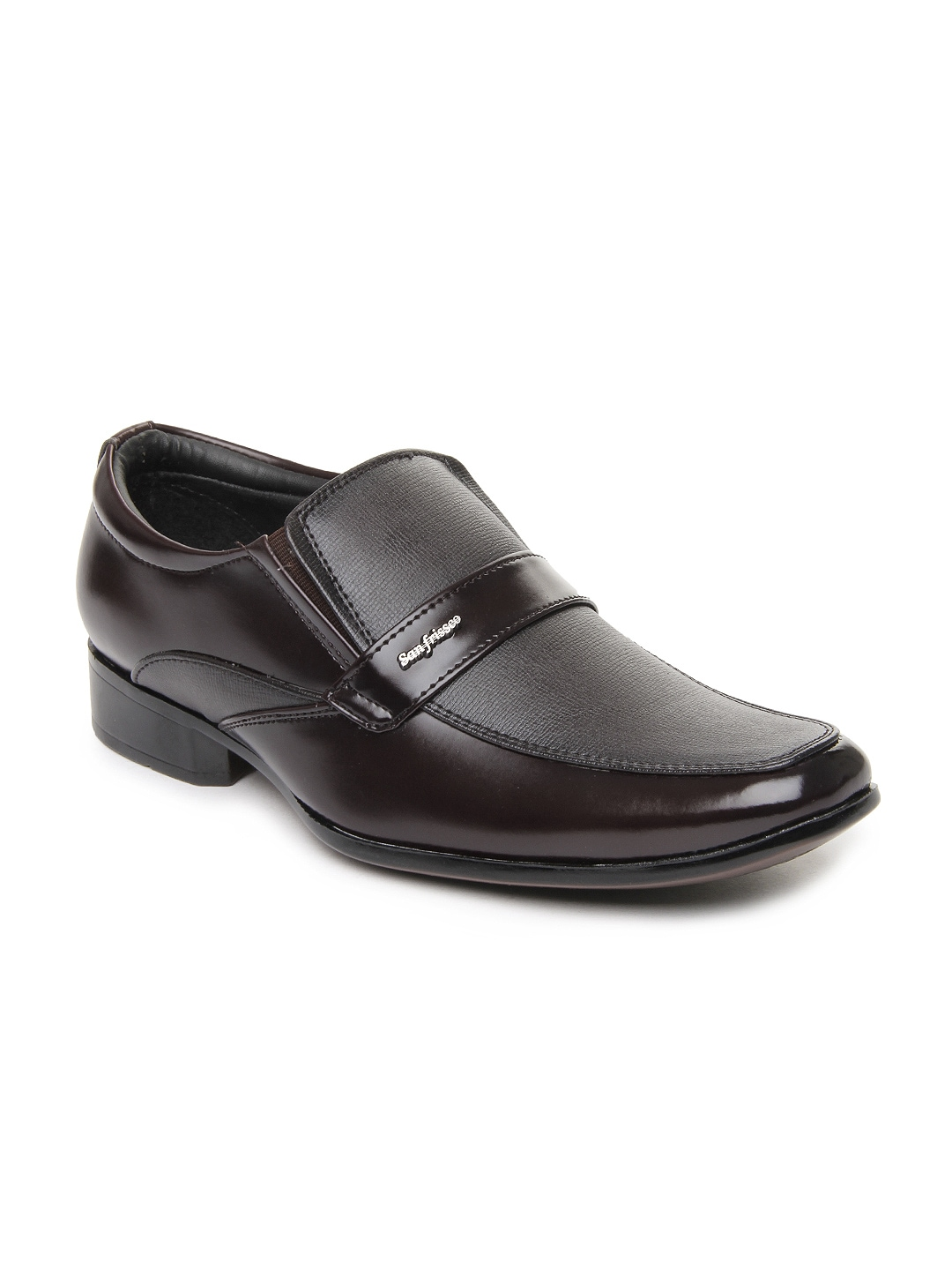 brown formal leather shoes price at flipkart snapdeal