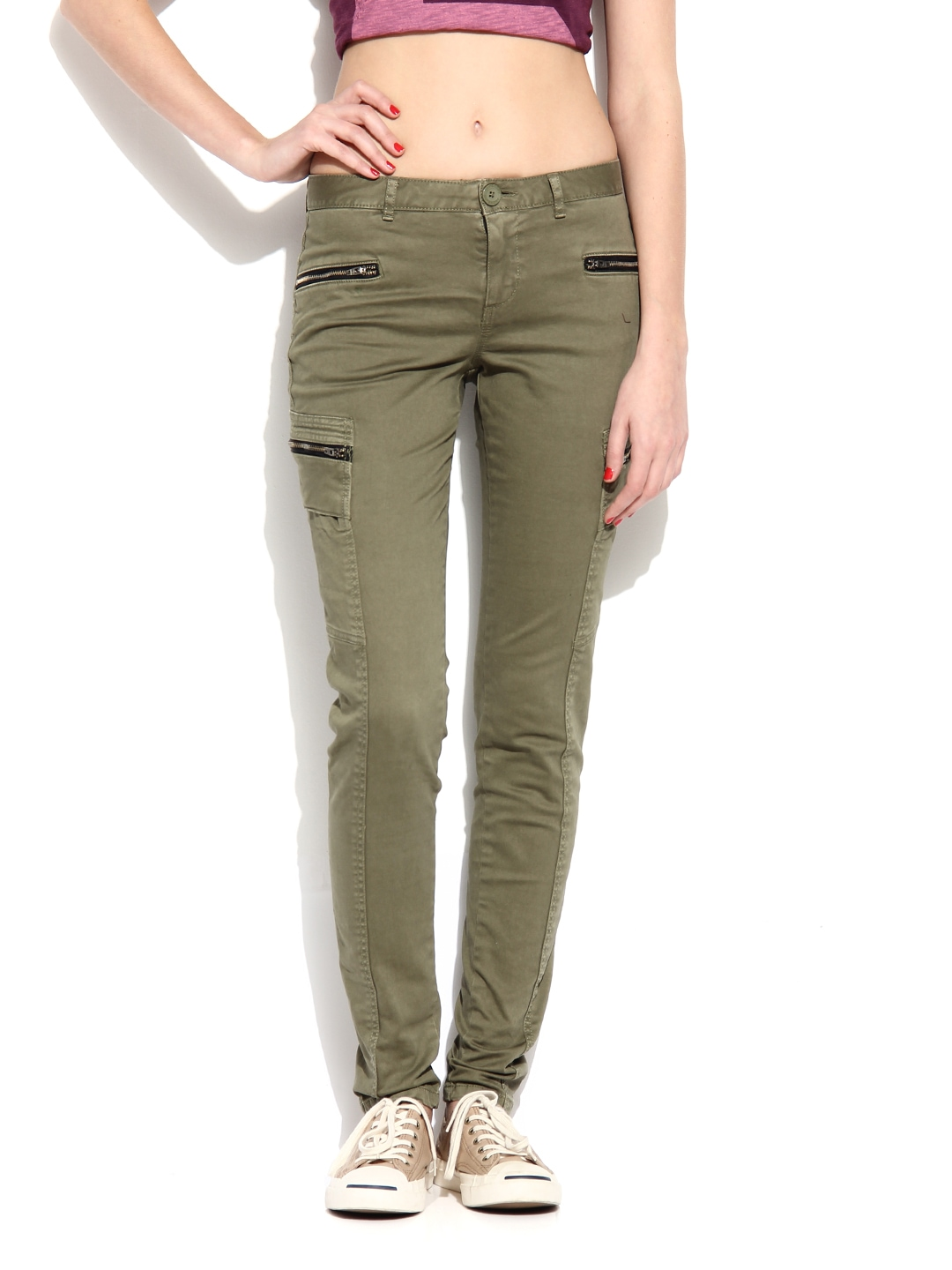 Simple You Should Try High Waist Jeggings, Low Waist Jeans, Formal Pant, Harem Pants, Palazzo, Retro Styled, Sailor Pants, Pegged Pants, Cargo And Much More  Become Most Popular Western Outfit Among Indian Women They Can Team It Up With