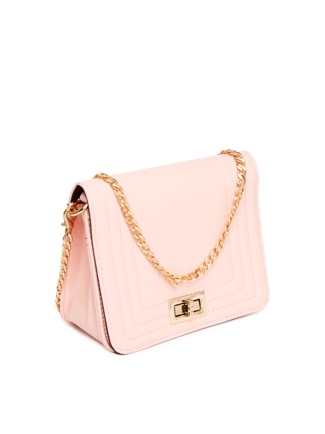 Buy ToniQ Light Pink Sling Bag 1277609 for women online in india ...