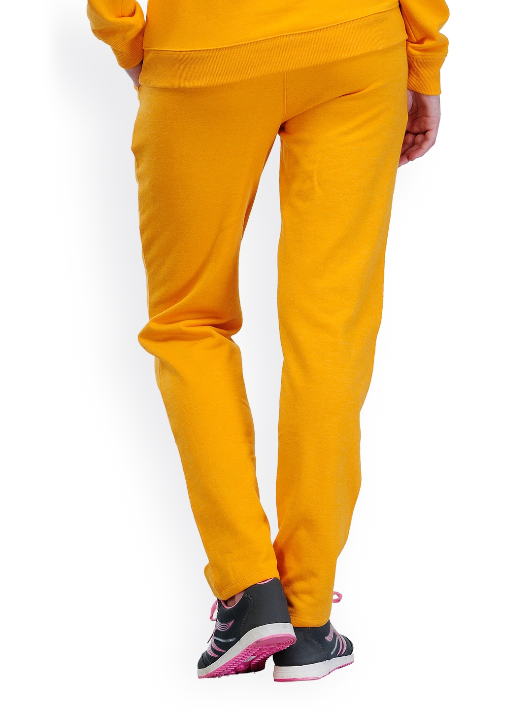 Simple  Piana Women39s Mustard Yellow Cotton 39Dafne Caracas39 Straight