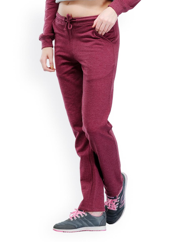 Creative Yepme Regular Fit Women39s Maroon Trousers Price In India