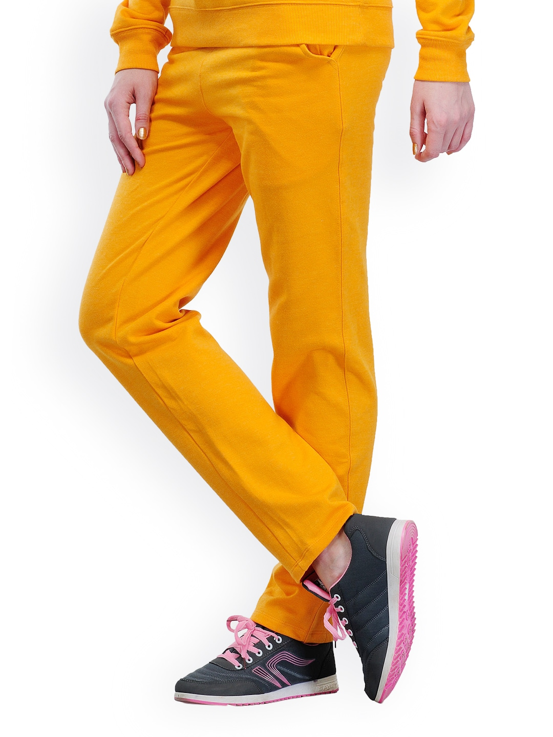 Awesome Home Womens Jeans Terri Jeans In Mustard Yellow