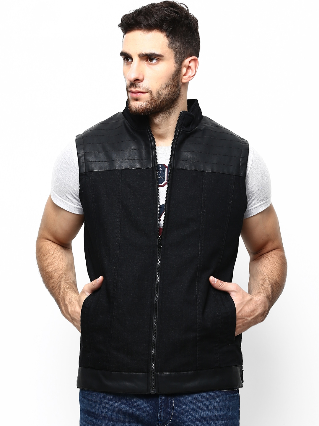 Superdry men's gilets - from quilted, fleece lined gilets to lightweight gilets. warmth and function is key, with hooded options and deep pockets.