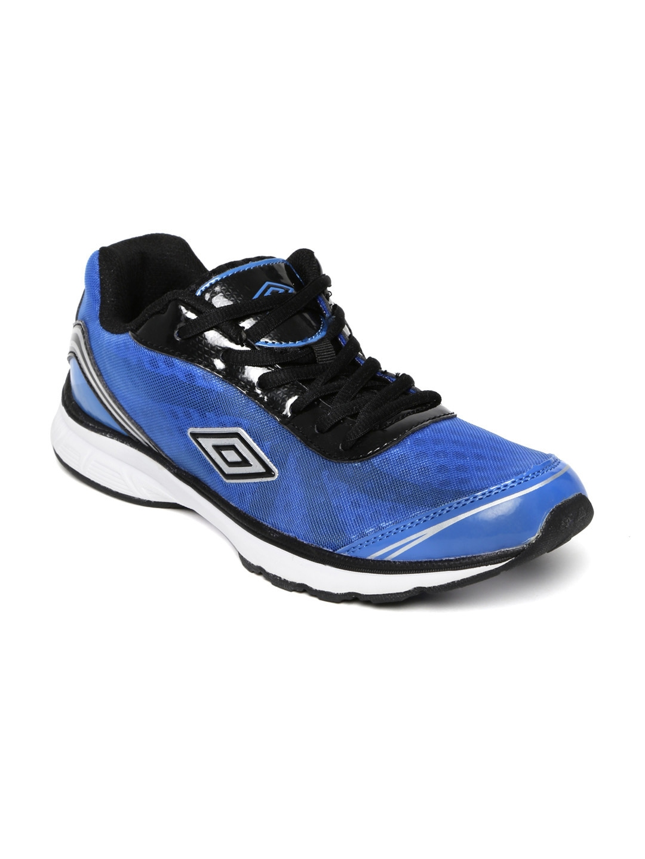 myntra umbro blue sports shoes 550962 buy myntra