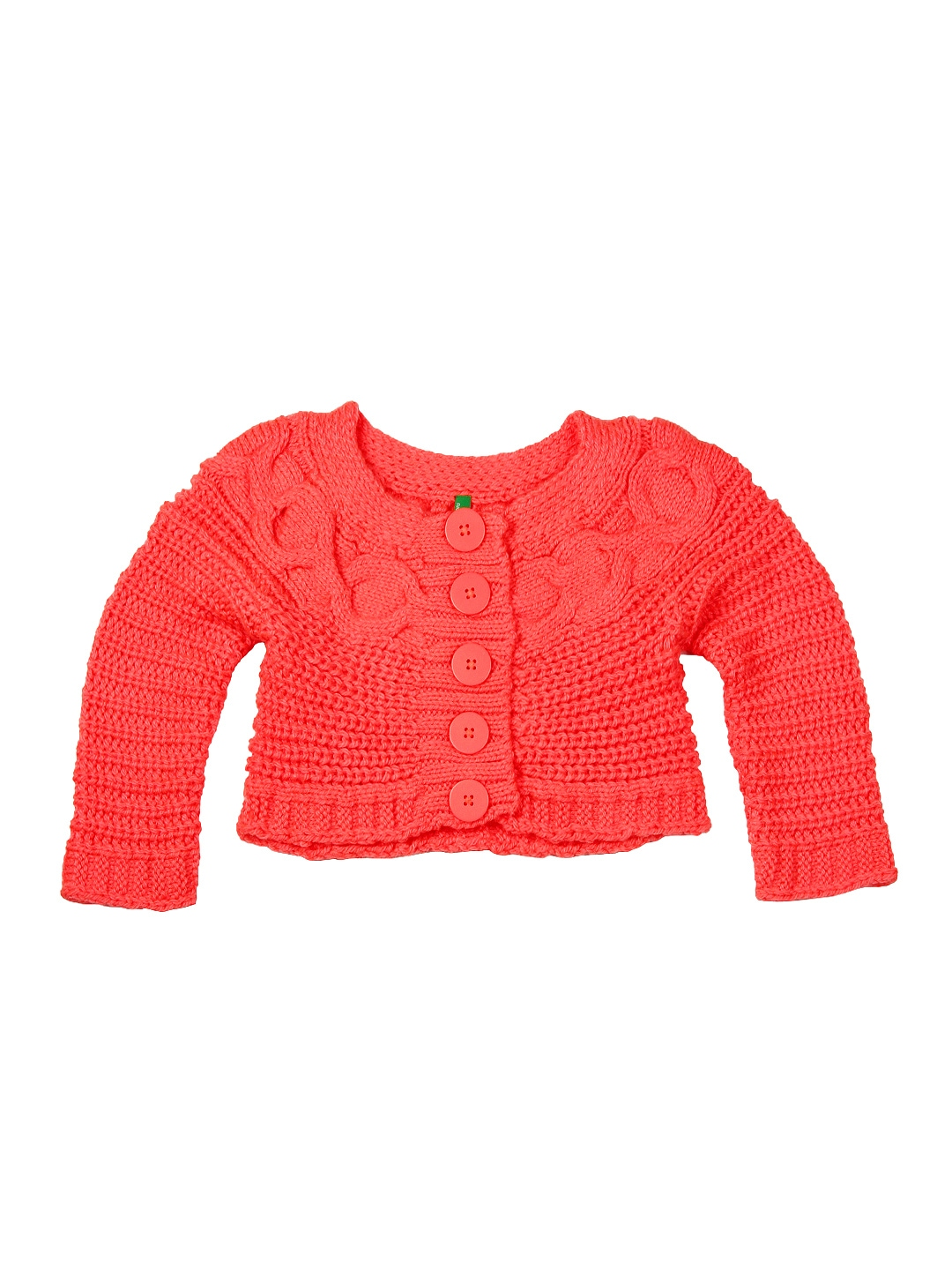 Clothing Girls Clothing Sweaters United Colors of Benetton Sweaters