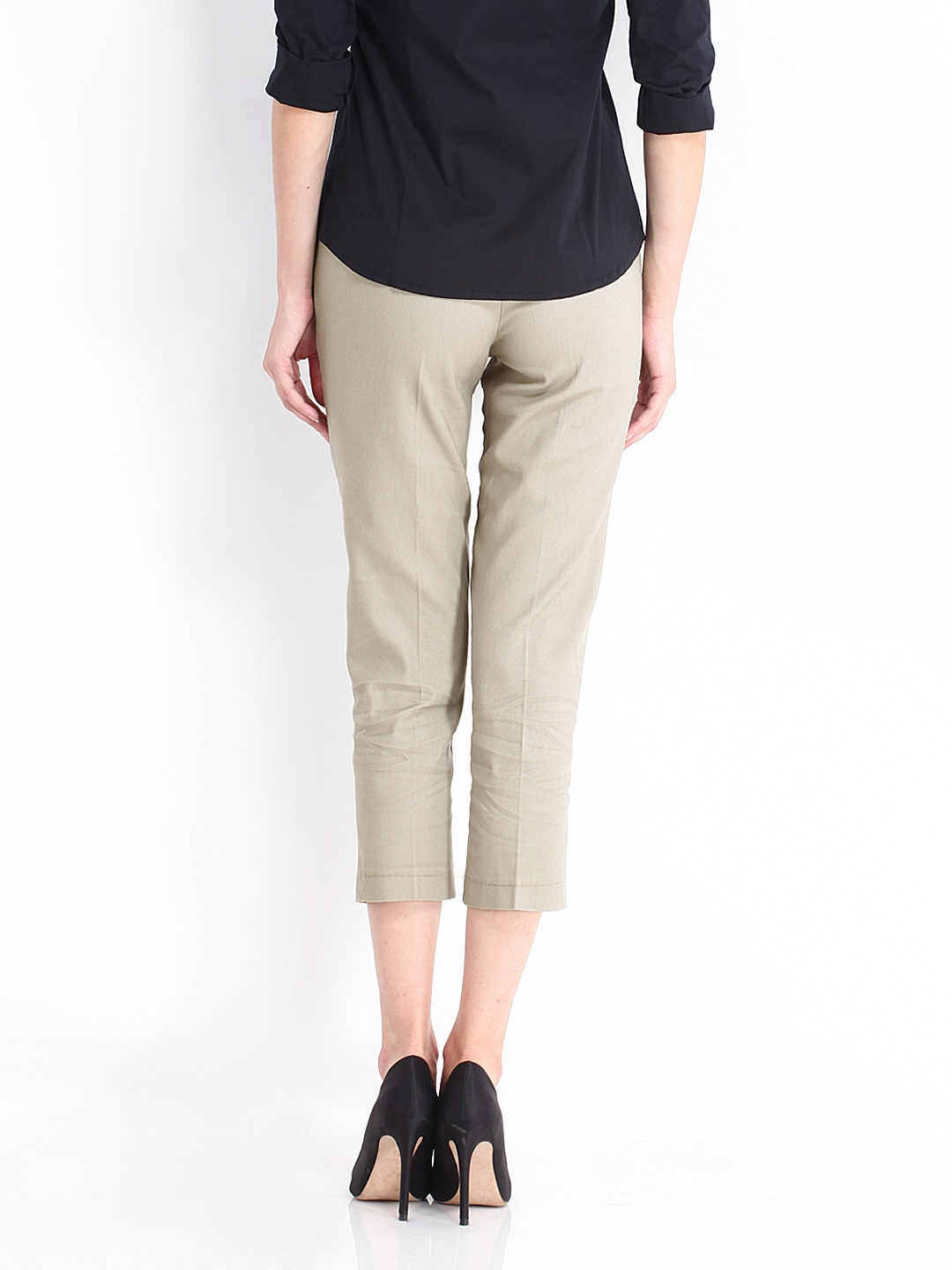Womens Crop Trouser Benetton