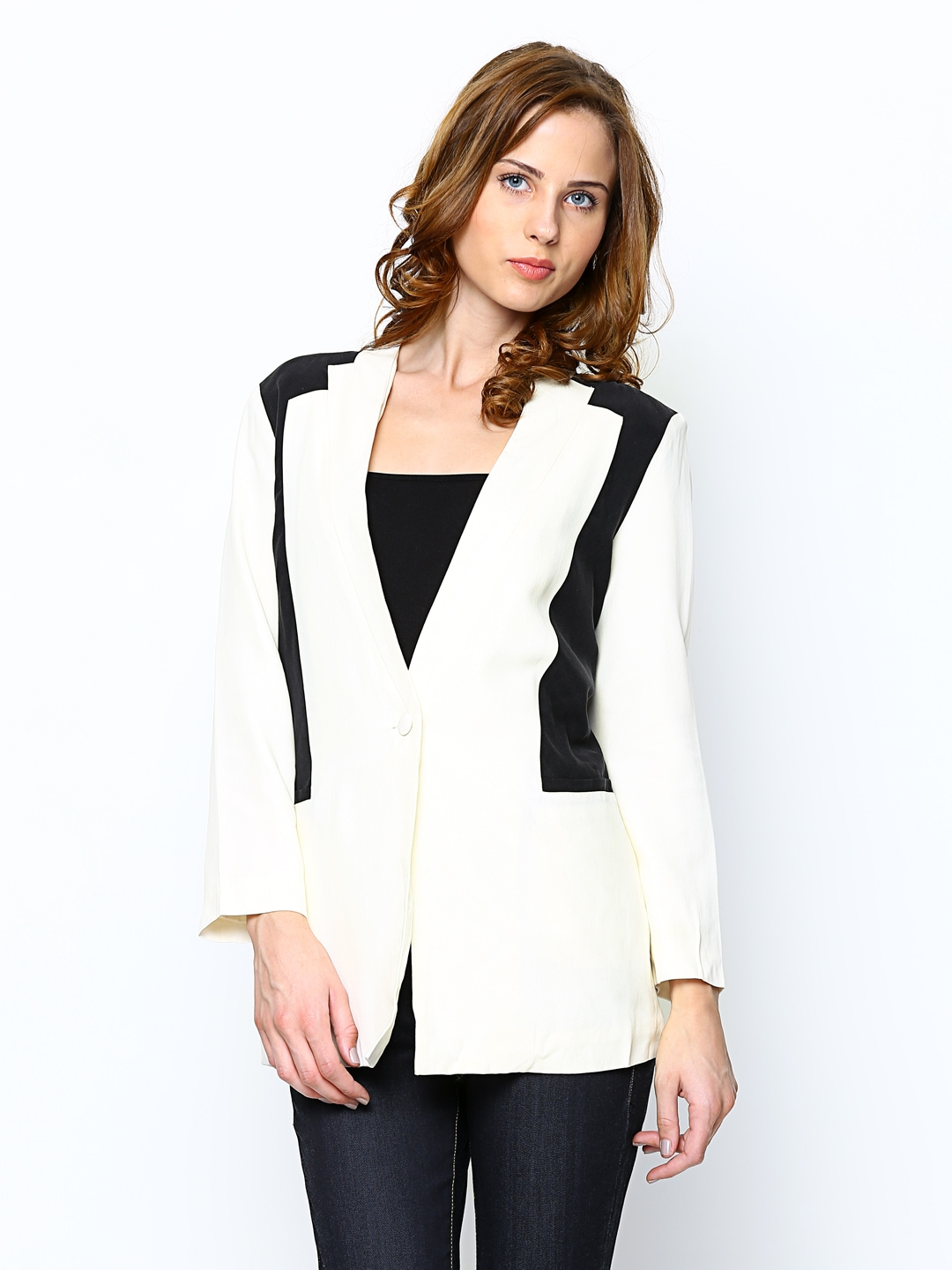 Find a Denim White Blazer for Women and even a Linen White Blazer for Women, at Macy's. Macy's Presents: The Edit - A curated mix of fashion and inspiration Check It Out Free Shipping with $49 purchase + Free Store Pickup.