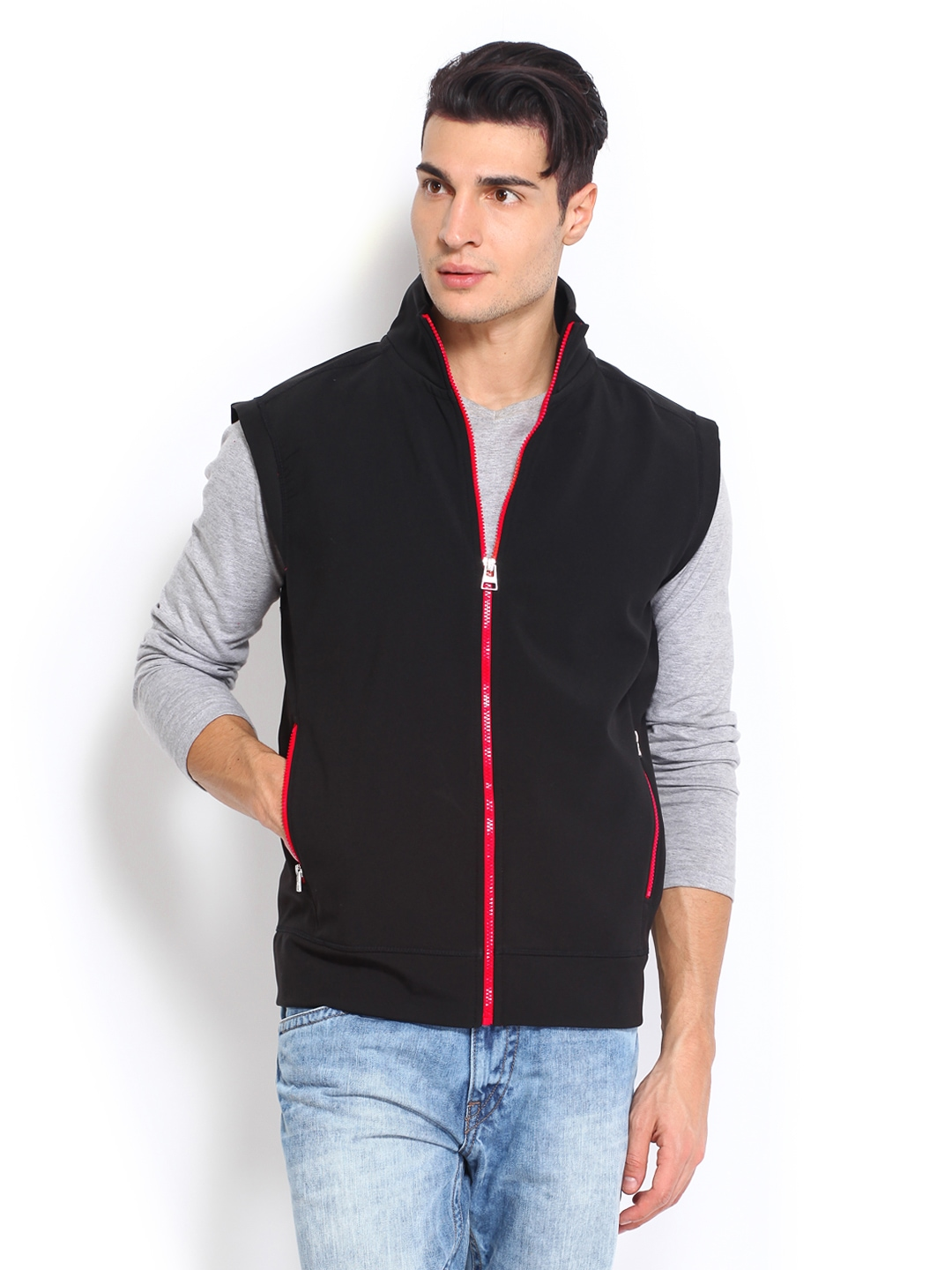 Find great deals on eBay for Sleeveless Denim Jacket Men in Men's Vest and Clothing. Shop with confidence. Find great deals on eBay for Sleeveless Denim Jacket Men in Men's Vest and Clothing. Fashion Mens Black Denim Cowboy Vest Sleeveless Jacket Male Hole Jeans Waistcoat. $ Buy It Now. 7+ watching; Material:Cotton blend.
