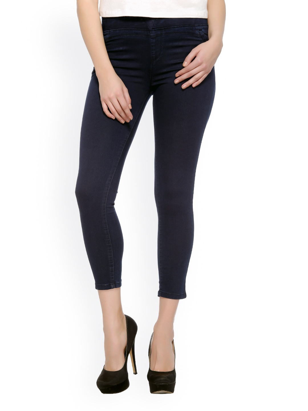 Jeans & Jeggings for Women. Getting dressed every day is a stressful job for women. Even though we love dressing up, deciding what to wear is tedious.